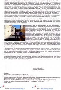 06.10.11-lettre-au-maire-mise-en-securite-des-abords-des-ecoles-copie-2sur2-206x300 dans Actualité